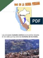 viviendas region sierra