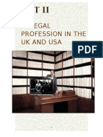 Unit 2, Legal Professions