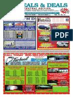 Steals & Deals Central Edition 4-27-17