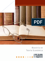 m Teoria Economica