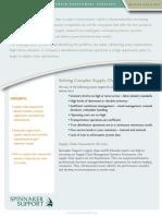 TTV Supply Chain Assessment
