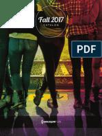 Fall 2017 Harlequin Teen Catalog