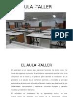 Diapositivas Aula -Taller