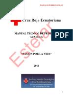 Manual Tecnico de Primeros Auxilios Unlocked