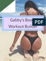 Booty Builder Plan