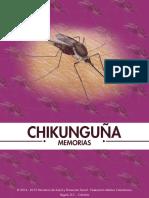 Chikunguña Memorias (1)