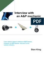 InterviewWith an a&P