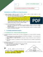 3-1- Quel est l'impact de la construction européenne sur l'action publique ?