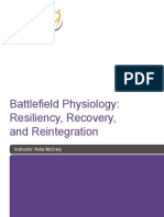 Battlefield Physiology