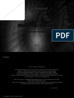 Matéria Escura - O Amor Como Transparência - e. m. Tronconi 2017