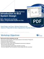 Cypress Intro to BLE System Design
