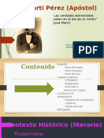Exposición Seminario de Literatura I