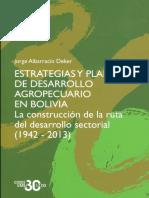 Col 30 Anios EstrategiasPlanesDeDesarrolloAgro