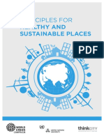 Principles for Healthy and Sustainable Places