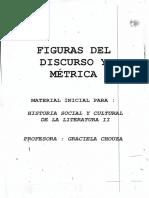 Figuras Del Discurso y Métrica