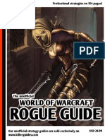 World of Warcraft Rogue Guide