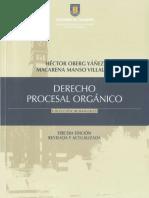 derecho procesal organico