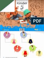 Grafomotricidad Matematica Kinder 5 Años Santillana