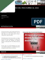 Plan Bicentenario Peru 2021 - Grupo