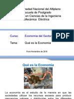 2 Que Es La Economía