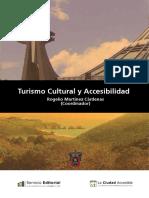Turismo Cultural y Accesibilidad Vol.1