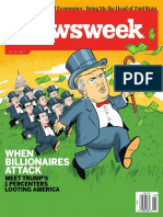 Newsweek USA - April 14, 2017
