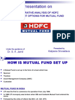 1000001 Comparative Analysis of HDFC