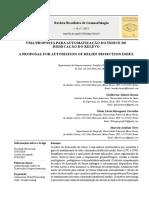Uma Proposta Indice de Dissecação Relevo