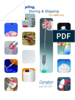 Dynalon Sampling Products 2015LR