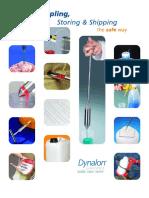 Dynalon Sampling Products 2015LR