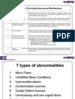 7 Type Abnormalities