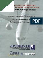 JAA ATPL BOOK 04 - Oxford Aviation Jeppesen - Powerplant