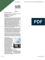 Overcoming Limitations of Vaporized Hydrogen Peroxide