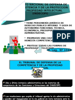 Indecopi - Estructura Segun d Leg 1033 (1)