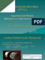 Presentacion FIBRA