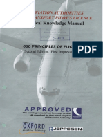 Jaa Atpl Book 13 - Oxford Aviation Jeppesen - Principles of Flight[1]