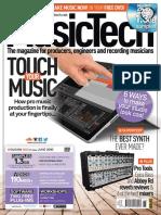 MusicTech June 2016