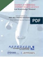 JAA ATPL Book 11 - Oxford Aviation.jeppesen - Radio Navigation
