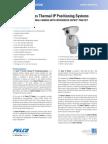 Sarix Ti Series Thermal Ip Positioning System Pan Tilt Security Cameras Pelco
