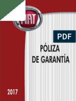 Poliza FIAT Para Vehiculos Gasolina 2017-1