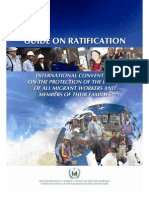 Guide on strengthening legal protection of migrants' rights