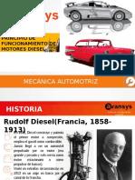 Principio Del Motor y Leyes Mecanicas
