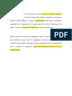 Organigrama Manual y Procesos
