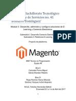 Informe MAGENTO