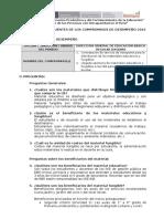 12. Preguntas Frecuentes CdD 2016 - Materiales EBR