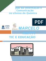 1- Web 2.0 no Ensino de Química - #Web2Eneq - Marcelo Leão