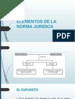 Clase 4 La Norma Juridica