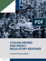 Civilian Drones and India's Regulatory Response