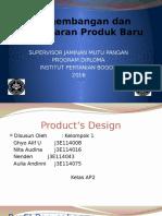Pengembangan Dan Produk Baru(1)