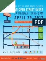 Beach Streets Map
